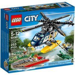60067 POŚCIG ŚMIGŁOWCEM (Helicopter Pursuit) KLOCKI LEGO CITY