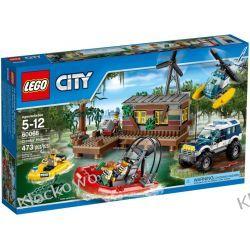 60068 KRYJÓWKA RABUSIÓW (Crooks' Hideout) KLOCKI LEGO CITY Straż
