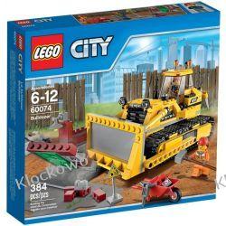 60074 BULDOŻER (Bulldozer) KLOCKI LEGO CITY