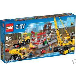 60076 ROZBIÓRKA (Demolition Site) KLOCKI LEGO CITY