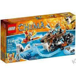 70220 MOTOCYKL STRAINORA (Strainor's Saber Cycle) KLOCKI LEGO LEGENDS OF CHIMA  Straż