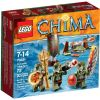 70231 PLEMIĘ KROKODYLI (Crocodile Tribe Pack) KLOCKI LEGO LEGENDS OF CHIMA