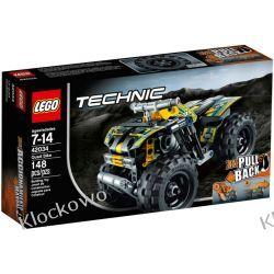 42034 QUAD (Quad Bike) KLOCKI LEGO TECHNIC Straż