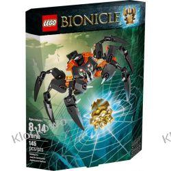 70790 LORD PAJĄKÓW ZAGŁADY (Lord of Skull Spiders) KLOCKI LEGO BIONICLE Straż