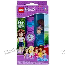 5004130 ZEGAREK OLIVII (Friends Olivia Watch with Mini Doll) LEGO FRIENDS Straż