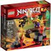 70753 POJEDYNEK NA MOŚCIE (Lava Falls) KLOCKI LEGO NINJAGO