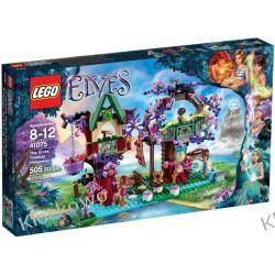 41075 KRYJÓWKA ELFÓW NA DRZEWIE (The Elves' Treetop Hideaway) KLOCKI LEGO ELVES