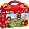 10685 WALIZECZKA - STRAŻ POŻARNA (Fire Suitcase) - KLOCKI LEGO JUNIORS