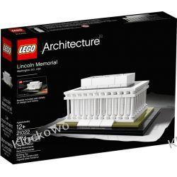 21022 - MAUZOLEUM LINCOLNA  - KLOCKI LEGO ARCHITECTURE