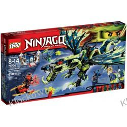 70736 ATAK SMOKA MORO (Attack of the Morro Dragon) KLOCKI LEGO NINJAGO Straż