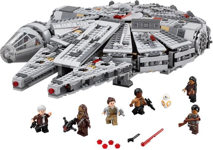 75105 Millennium Falcon Klocki Lego Star Wars Lego Star Wars