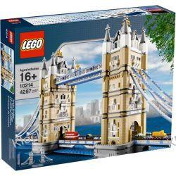 10214 TOWER BRIDGE- KLOCKI LEGO EXCLUSIVE