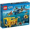 60096 BAZA PODWODNA  (Deep Sea Operation Base) KLOCKI LEGO CITY