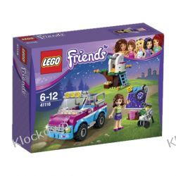 41116 WÓZ BADAWCZY OLIVII (Olivia's Exploration Car) KLOCKI LEGO FRIENDS