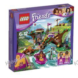 41121 SPŁYW PONTONEM (Adventure Camp Rafting) KLOCKI LEGO FRIENDS