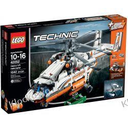 42052 ŚMIGŁOWIEC TOWAROWY (Heavy Lift Helicopter) KLOCKI LEGO TECHNIC