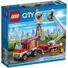 60111 STRAŻACKI WÓZ TECHNICZNY (Fire Utility Truck) KLOCKI LEGO CITY