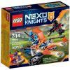 70310 POJAZD BOJOWY KNIGHTON (Knighton Battle Blaster) KLOCKI LEGO NEXO KNIGHTS
