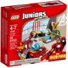 10721 - IRON MAN KONTRA LOKI (Iron Man vs Loki) - KLOCKI LEGO JUNIORS
