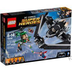 76046 BITWA POWIETRZNA (Heroes of Justice: Sky High Battle) - KLOCKI LEGO SUPER HEROES