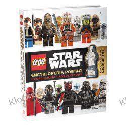KSIĄŻKA LEGO® Star Wars™. LEGO® Star Wars™. Encyklopedia postaci, uzupełniona i rozszerzona