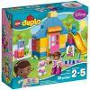 10606 KLINIKA DLA PLUSZAKÓW (Doc McStuffins Backyard Clinic) KLOCKI LEGO DUPLO