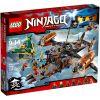70605 TWIERDZA NIESZCZĘŚCIA (Misfortune's Keep) KLOCKI LEGO NINJAGO