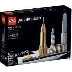 21028 - New York City - KLOCKI LEGO ARCHITECTURE