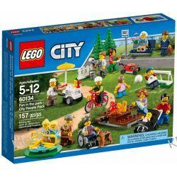 60134 ZABAWA W PARKU LEGO CITY (Fun in the Park - City People Pack) KLOCKI LEGO CITY