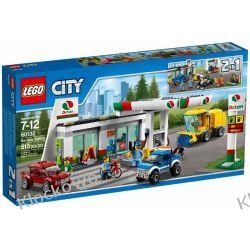 60132 STACJA PALIW  (Service Station) KLOCKI LEGO CITY