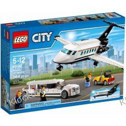 60102 LOTNISKO OBSŁUGA VIPÓW (Airport VIP Service) KLOCKI LEGO CITY