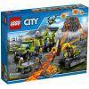 60124 BAZA BADACZY WULKANÓW (Volcano Exploration Base) KLOCKI LEGO CITY