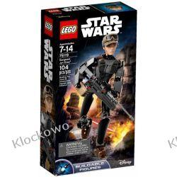 75119 SIERŻANT JYN ERSO (Sergeant Jyn Erso) KLOCKI LEGO STAR WARS