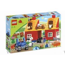 4665 FARMA XXL KLOCKI LEGO DUPLO