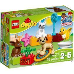 10838 ZWIERZĄTKA DOMOWE (Family Pets) KLOCKI LEGO DUPLO
