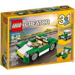 31056 ZIELONY KRĄŻOWNIK (Green Cruiser) KLOCKI LEGO CREATOR