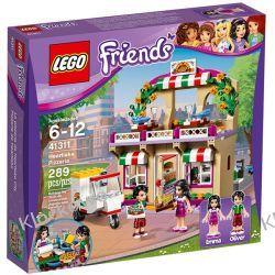 KLOCKI LEGO FRIENDS 41311 PIZZERIA W HEARTLAKE (Heartlake Pizzeria)
