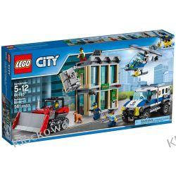 60140 WŁAMANIE BULDOŻEREM (Bulldozer Break-in) KLOCKI LEGO CITY