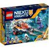 70348 BOJOWY POJAZD LANCE'A (Lance's Twin Jouster) KLOCKI LEGO NEXO KNIGHTS