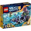 70349 MIAŻDŻĄCY POJAZD RUINY (Ruina's Lock & Roller) KLOCKI LEGO NEXO KNIGHTS