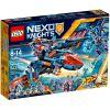 70351 BLASTEROWY MYŚLIWIEC CLAY'A (Clay's Falcon Fighter Blaster) KLOCKI LEGO NEXO KNIGHTS