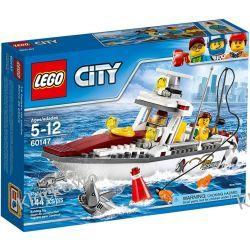 60147 ŁÓDŹ RYBACKA (Fishing Boat) KLOCKI LEGO CITY
