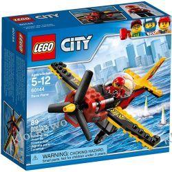 60144 SAMOLOT WYŚCIGOWY (Race Plane) KLOCKI LEGO CITY