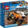 60146 KASKADERSKA TERENÓWKA (Stunt Truck) KLOCKI LEGO CITY
