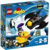 10823 PRZYGODA Z BATWING  (Batwing Adventure) KLOCKI LEGO DUPLO