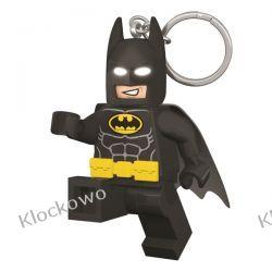 LEGO BATMAN MOVIE LATARKA LED BATMAN - BRELOK