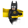 LEGO BATMAN MOVIE LATARKA CZOŁÓWKA LED - BATMAN