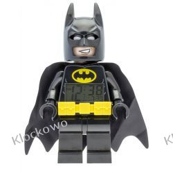 9009327 - ZEGAR LEGO® BATMAN: MOVIE BATMAN (Minifigure Clock)