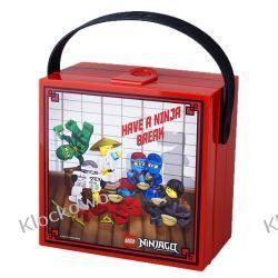 ŚNIADANIÓWKA LEGO NINJAGO - LEGO POJEMNIKI