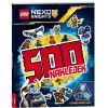 KSIĄŻKA LEGO® NEXO KNIGHTS™. 500 naklejek